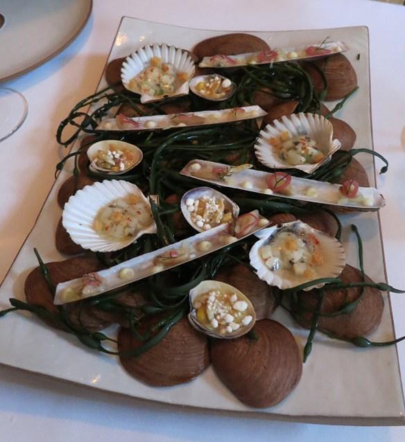 manhatten clams