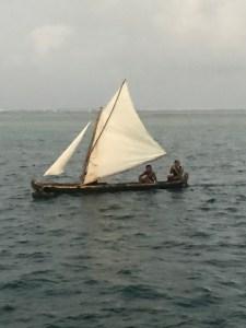 kuna sail boat