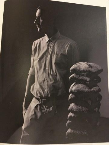 portrait of dries van noten from isabel's book