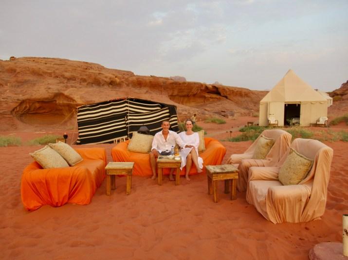 bedu discovery camp, wadi rum