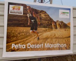 yes, there is a marathon!