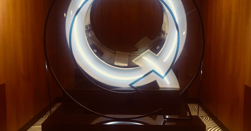 the Q