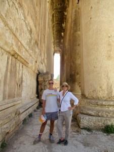 jack and me...tourists