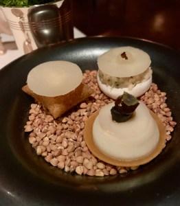 tasty temptations at Le Gabriel Restaurant