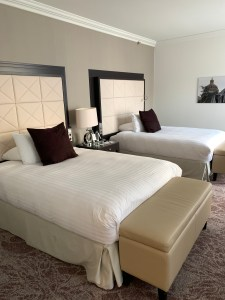 huge bedrooms at every category
