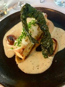 rabbit lasagna... one of my favourite dishes