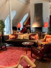 the top floor salon at the Orania.Berlin