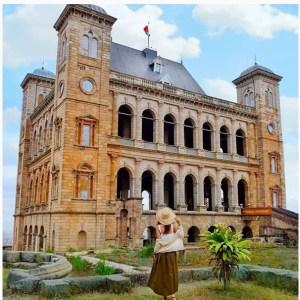 the old palace, madagascar