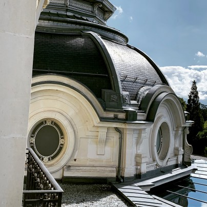 the Rotunda at the Beau-Rivage Palace