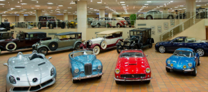 the Prince's Collection of Cars, Monte Carlo