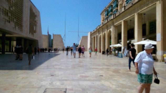 Freedom Square, Valletta