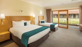 Bendigo Accommodation Twin Room