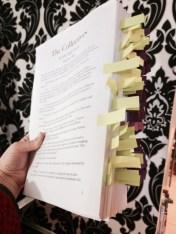 Collectives manuscript editing