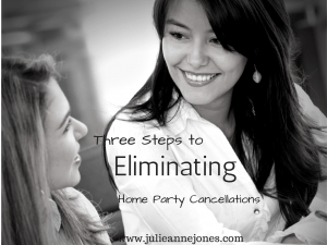 Eliminating-party-cancellations
