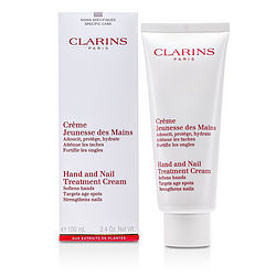 Clarins Hand & Nail Treatment Cream 100ml/3.4oz 129521