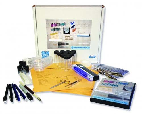 Ink Chromatography and Forensics STEM Kit 17007