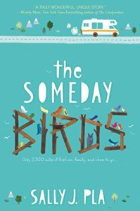 The Someday Birds is our June Middle Grade at Heart Newsletter selection