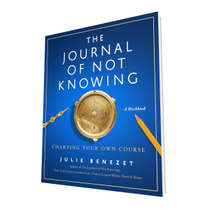 The Journal of Not Knowing: A Workbook