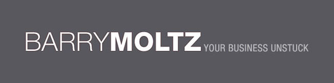 Barry Moltz Logo
