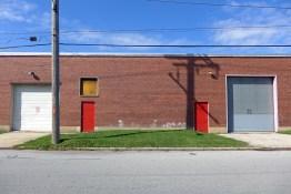 10.13.13 | two red doors