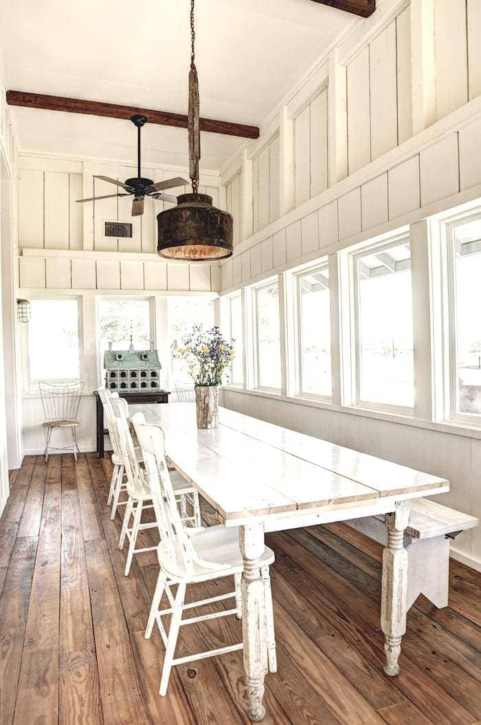 Modern Farmhouse Tour | Easy Farmhouse Interior Design Ideas