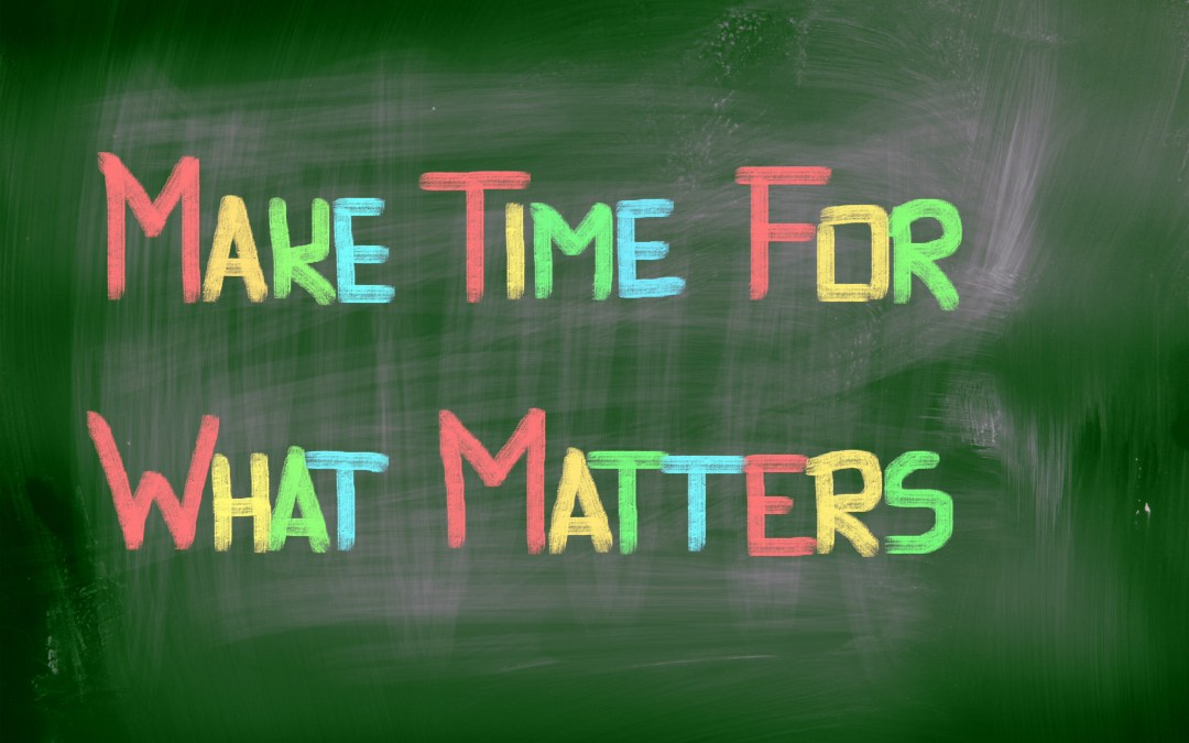 6 Ways to Create More Time in Your Life