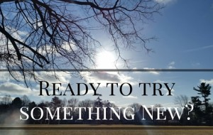 Ready to try something New, julie boyer, the grateful entrepreneur