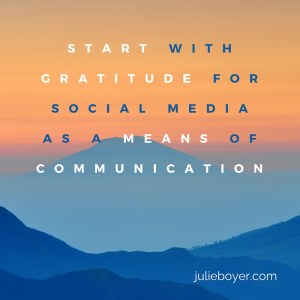 start with gratitude, julie boyer, the grateful entrepreneur