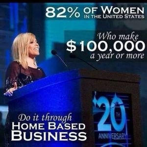 women home based business