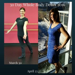 30 Day Whole Body Detox 2016