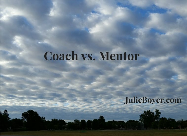 What's The Difference Between a Coach and a Mentor?