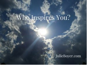 Who Inspires You-