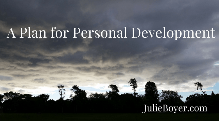 What Is Your Plan for Personal Development?