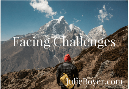 Facing Challenges in Business and Life