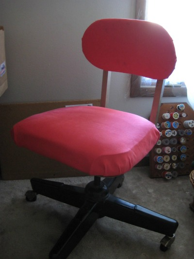 recover reupholster chair