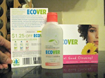 ecover dish liquid juliecache naturally savvy sampler