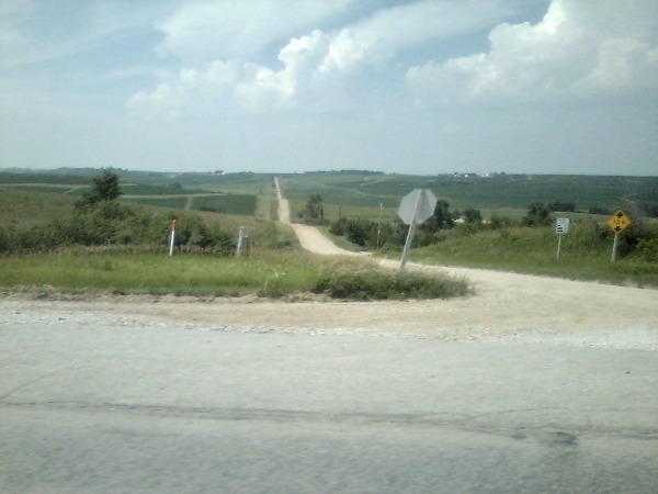 iowa countryside
