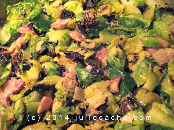 the splendid table recipe for brussels sprouts
