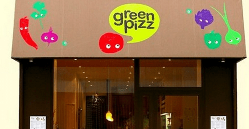 GreenPizz bio Paris 2