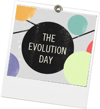 The Evolution Day - JulieFromParis