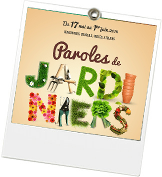 Paroles de Jardiniers - JulieFromParis