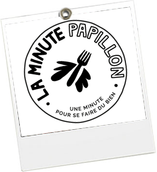 La minute papillon - JulieFromParis