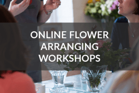 Online flower arranging workshops