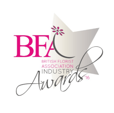 BFA Florist Tutor of the Year 2016