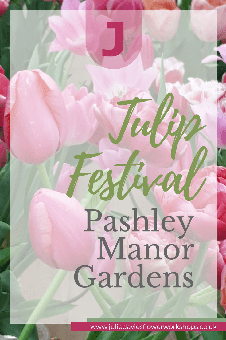 Pashley Manor tulip festival
