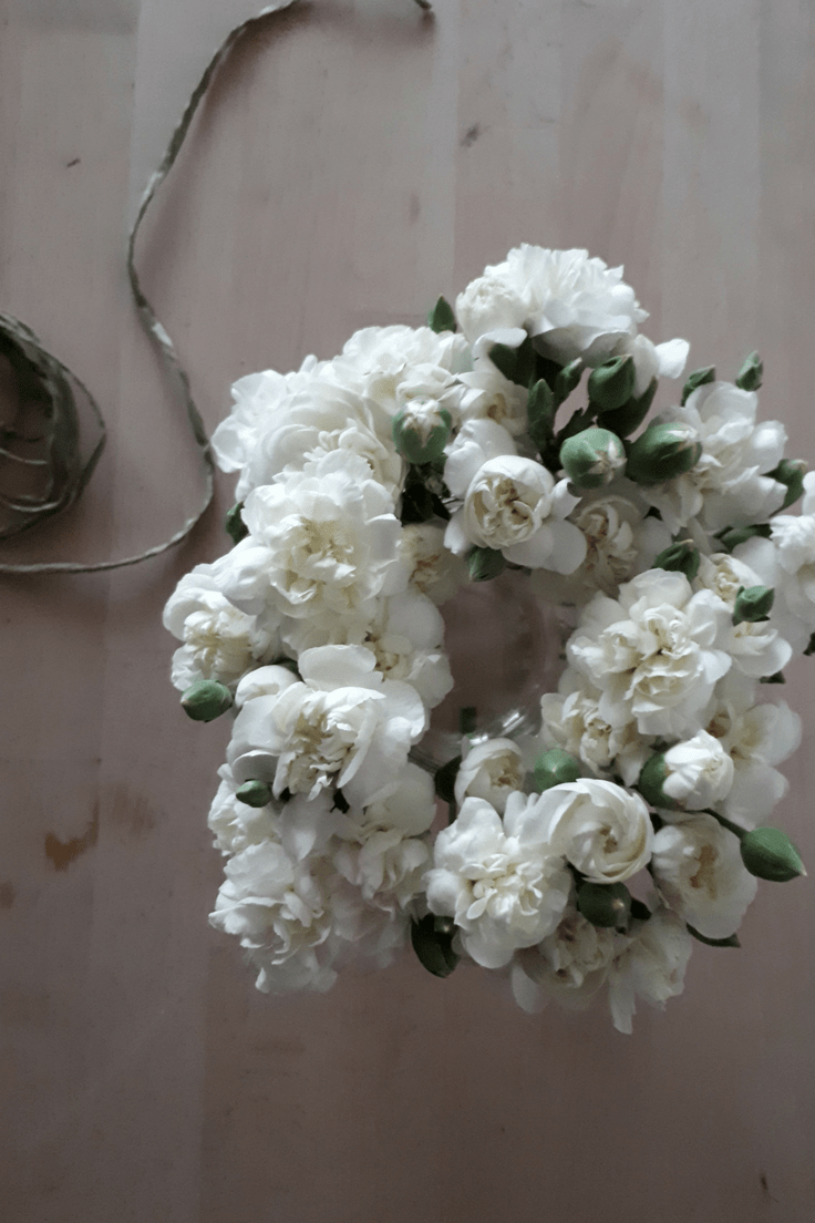 A new look for your Spray Carnations