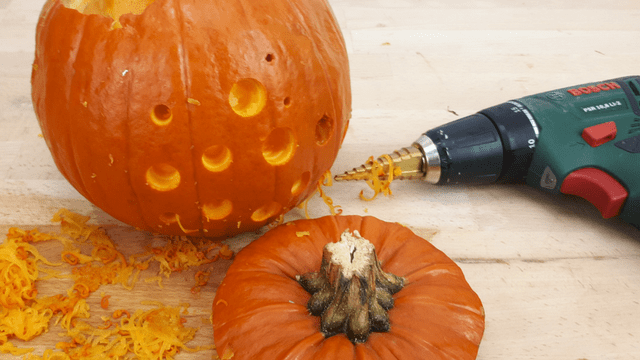 easy pumpkin carving