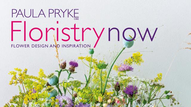 Floristry Now Paula Pryke