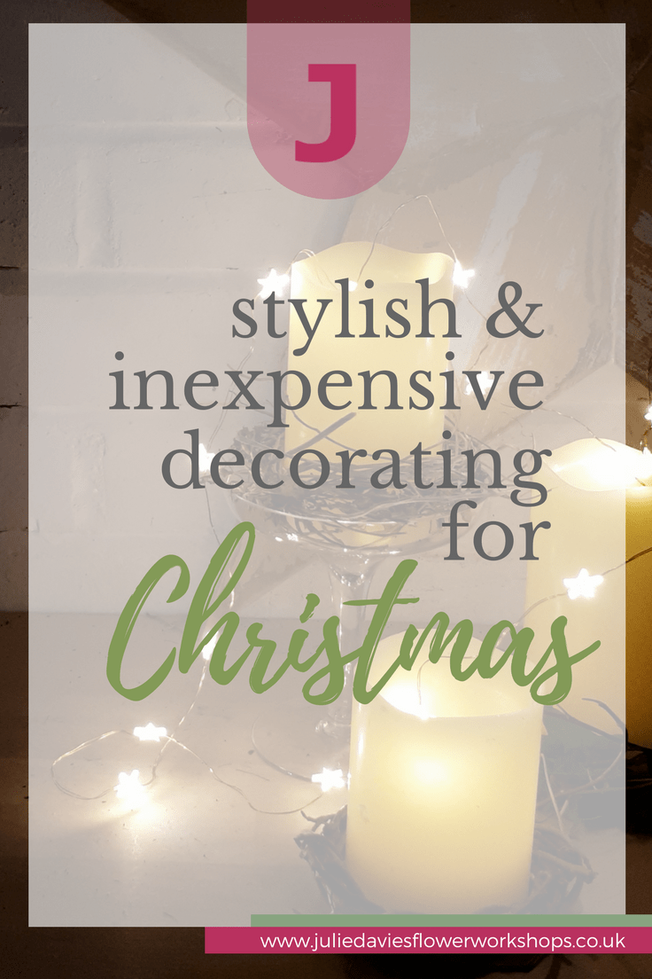 stylish ways to decorate over the festive season