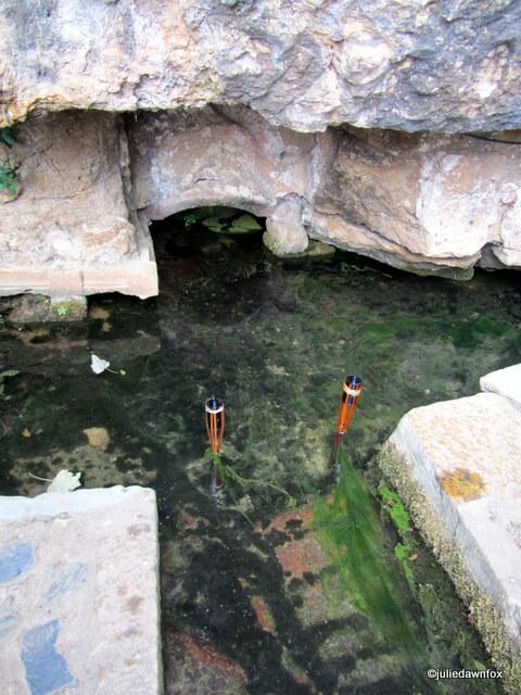 Fonte das Lágrimas / Fountain of Tears, Quinta das Lágrimas